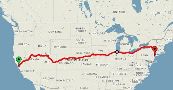 Across the USA by Train for Just $213 - View article: http://yjbti.ilyke.com/across-the-usa-by-train-for-just-213/69103 @ilykenet
