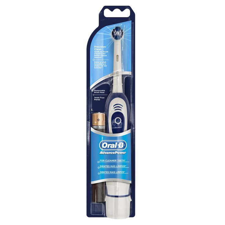 Amazon.com: Braun-Braun Oral B Advance Power Electric Toothbrush: Health & Personal Care   @giftryapp