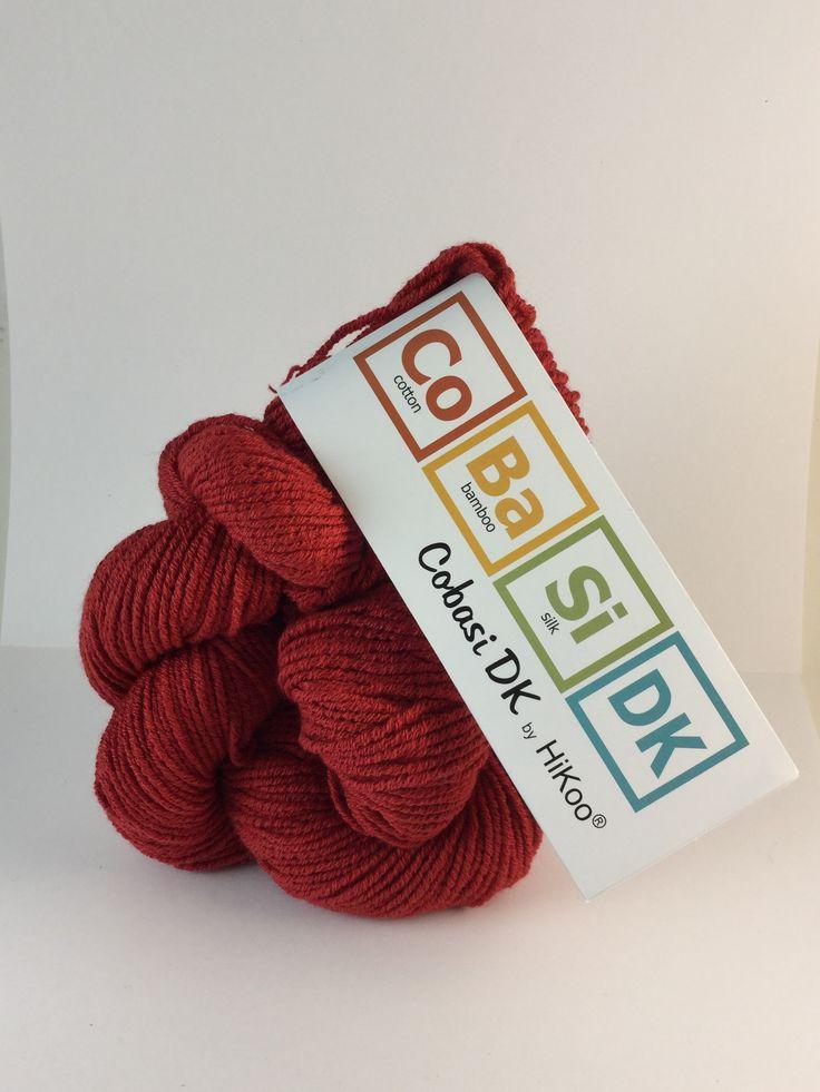 CoBaSi DK yarn from Hikoo