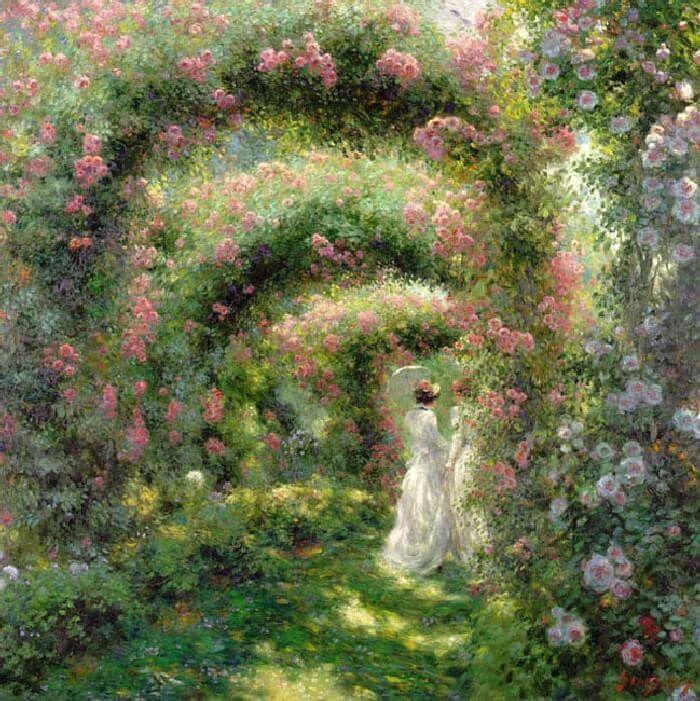 """Flower arches"" Singley"