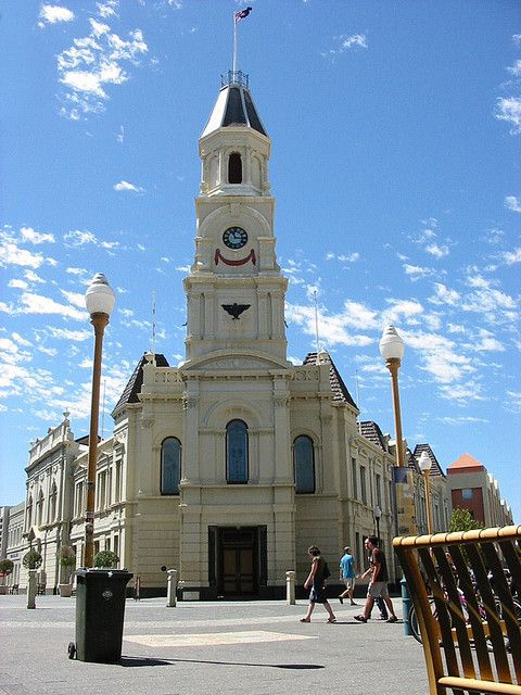 Fremantle Town Hall, Perth, Australia