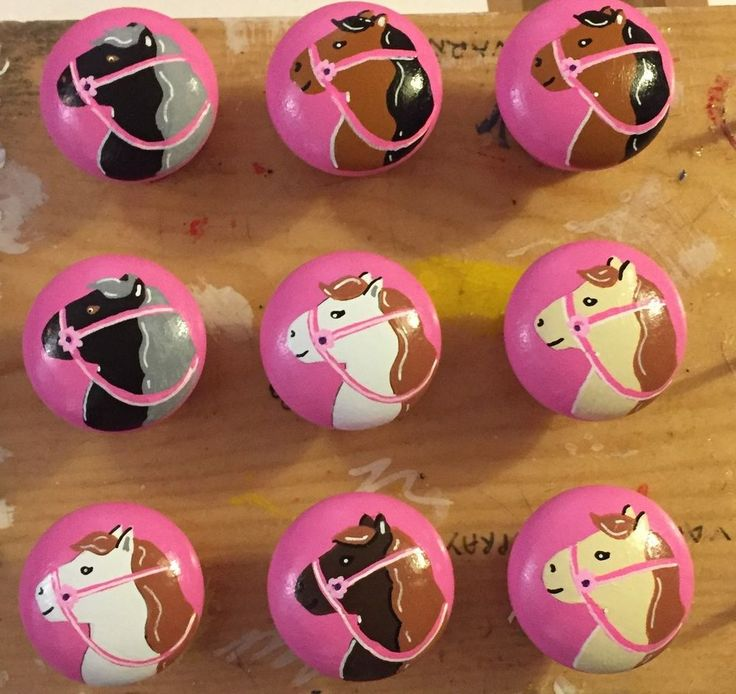 70 best Hand Painted Knobs Draw Pulls images on Pinterest | Drawer ...