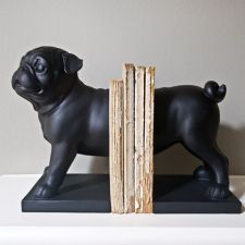 Percy Pug Bookend