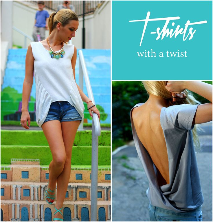 T-shirts with a Twist
