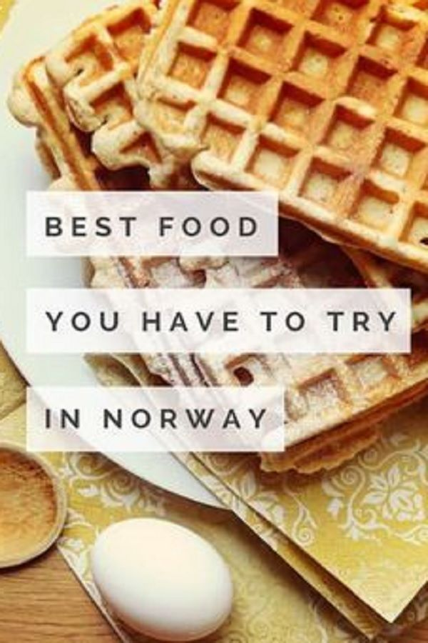 Norwegian Food 5 Dishes To Try In Oslo Norway Video Norwegian Food Norway Food Scandinavian Food