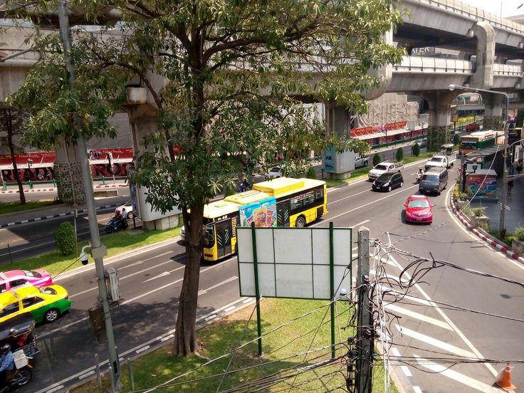 Bangkok Traffic, Thailand