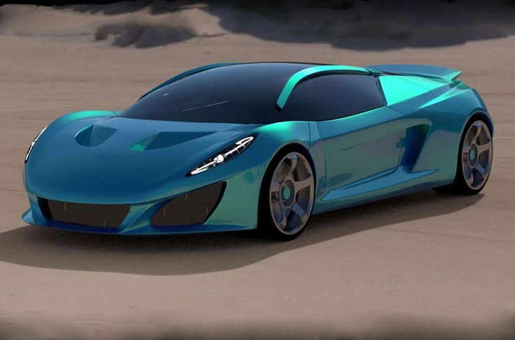 Keating Supercars to join the race for supercar supremacy with the Berus