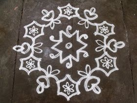 A blog about rangoli designs/ kolam