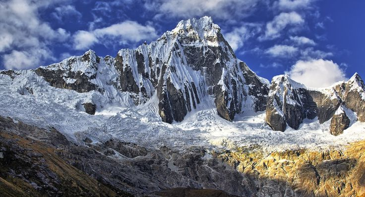Photograph taulliraju snowy Cordillera Blanca peru by juan gabaldon on 500px