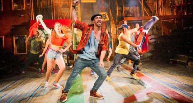 In the Heights – Southwark Playhouse, London | The Public Reviews