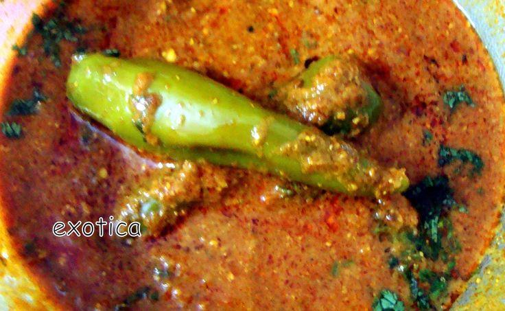 Mirchi Ka Salan ( Green Chilli Gravy) Side dish for #biryani PanchPuran ( five spice mix)Cumin seeds, Fennel seeds,Nigella seeds,Fenugreek seedsMustard seeds