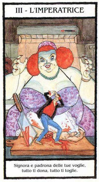 The Empress - Dylan Dog: Tarocchi dell' Incubo