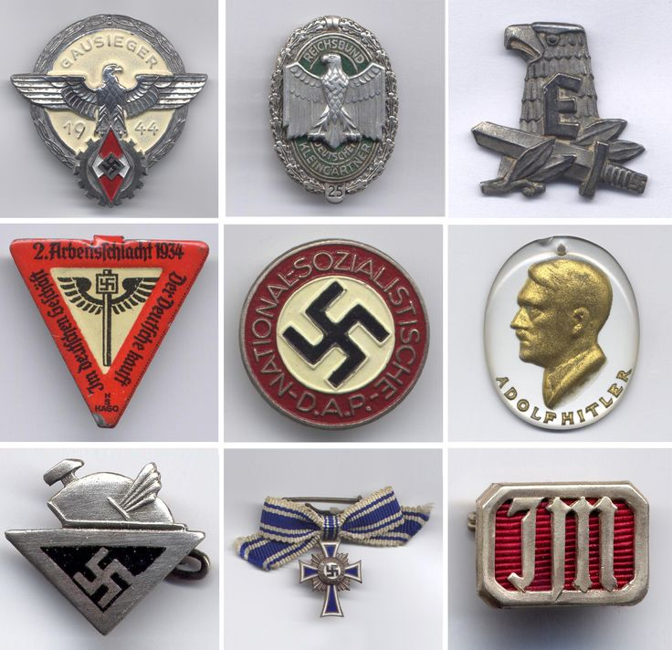 154 best german badge images on pinterest badges button badge and badge - German military decorations ww2 ...