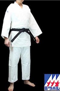 "Luxe Judogi Mitsuboshi ""Fujitaka"" J-470 taille:2.5 (155~165cm)"