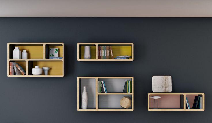 Boulder Shelf Units