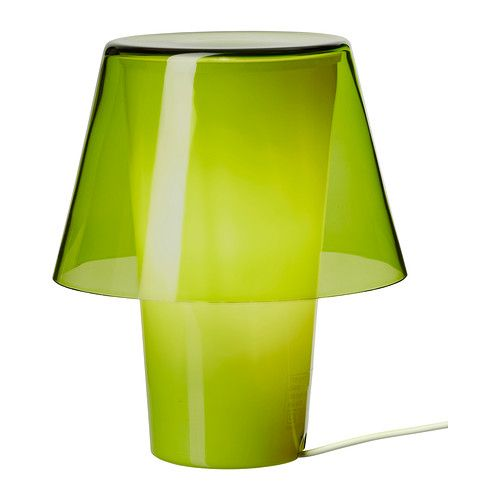 GAVIK Table lamp IKEA Small and easy to place anywhere you want to bring some coziness and color into your home.