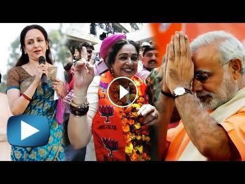 Hema Malini Kirron Kher: Star Politicians Who Won The Show - Lok Sabha Election 2014