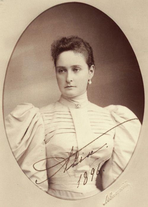 The Empress Alexandra Feodorovna