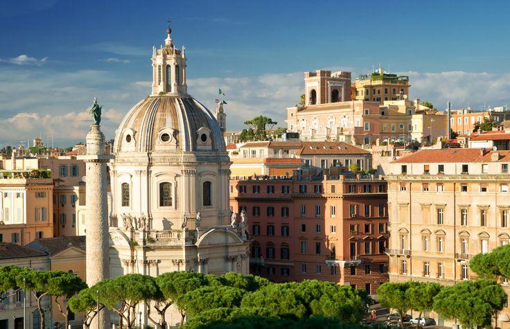 Italy, Rome.