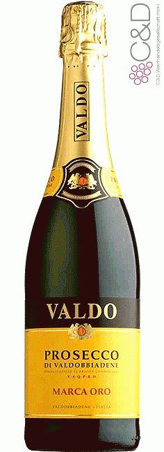 Folgen Sie diesem Link für mehr Details über den Wein: http://www.c-und-d.de/Veneto/Prosecco-di-Valdobbiadene-Marca-Oro-Valdo_72066.html?utm_source=72066&utm_medium=Link&utm_campaign=Pinterest&actid=453&refid=43 | #wine #whitewine #wein #weisswein #veneto #italien #72066