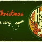 Merry Christmas and a very Happy New Year 2015 Facebook Timeline Photo