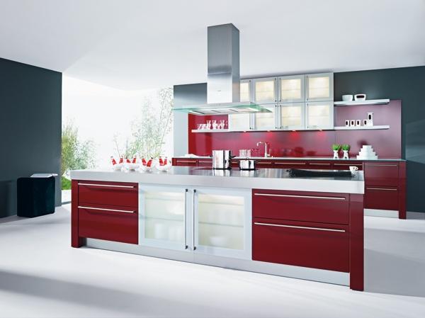 25+ лучших идей на тему «Küche Rot Hochglanz в Pinterest - küchenschrank hochglanz weiß