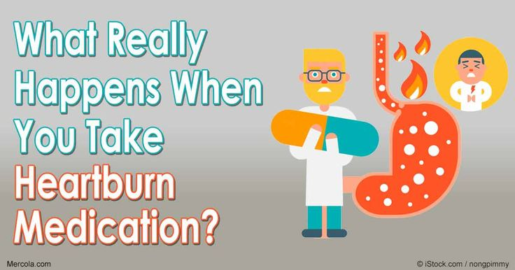 Proton pump inhibitors (PPIs), medications used to treat chronic heartburn, can cause more health problems than they fix. http://articles.mercola.com/sites/articles/archive/2016/06/22/proton-pump-inhibitors-heartburn.aspx