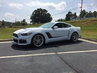 eBay: 2015 Ford Mustang GT Premium Roush Stage 3 2015 Ford Mustang GT Roush stage 3 #fordmustang #ford