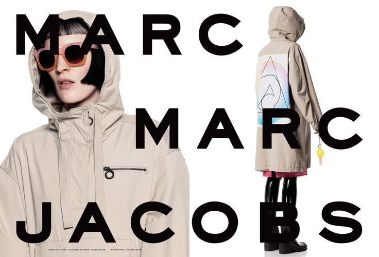 Amy Woodman for Marc by Marc Jacobs spring 2015. Photo: David Sims