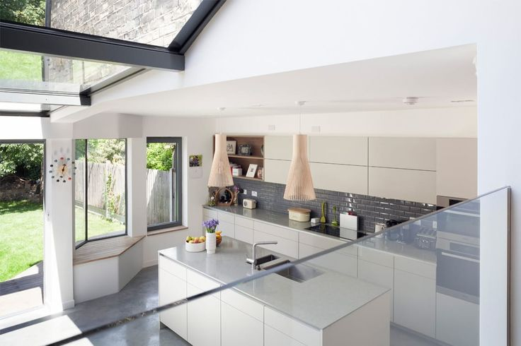 Cotesbach - Our clients approached us soon after purchasing the house requiring complete overhaul. Their main concerns were the lack of natural light l