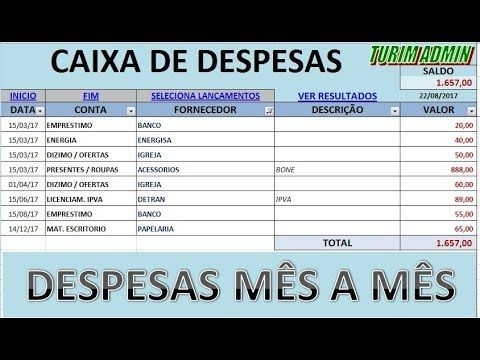 19 best aprendendo excel com prof claudio damasceno images on 30th worksheets knowledge fandeluxe Choice Image