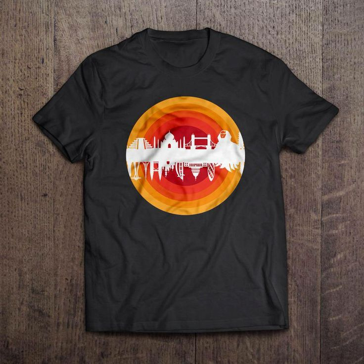 The World printed tee.  Perfect for anyone with the travel bug.    Men's & woman's apparel.