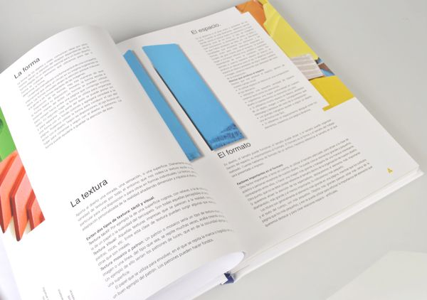 "Editorial Design - ""Creando Ideas"" by SOFIA VARGAS, via Behance"