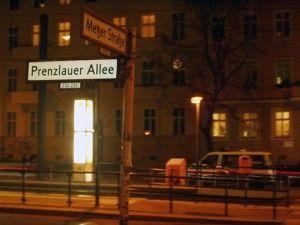 Berlin, Prenzlauer Allee