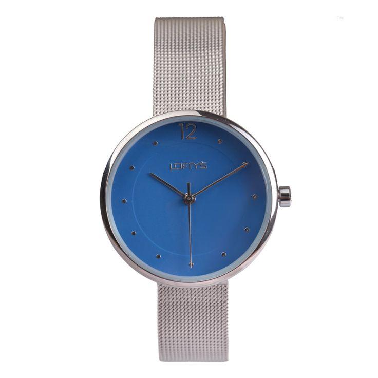 Ladies Watch with Silver Bracelet Y 2008SB - https://www.loftyswatches.com/shop/ladies-watch-with-silver-bracelet-y-2008sb/