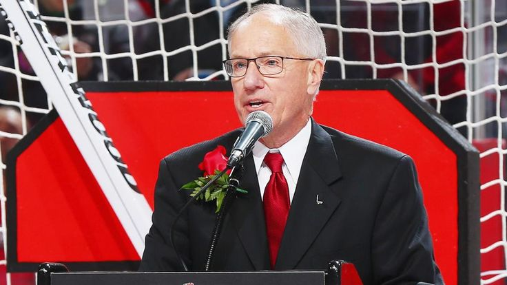 NEWS:  Mike 'Doc' Emrick wins fifth Sports Emmy Award  Fourth straight year lead play-by-play announcer for NBC's NHL coverage receives honor  -  May 9, 2017