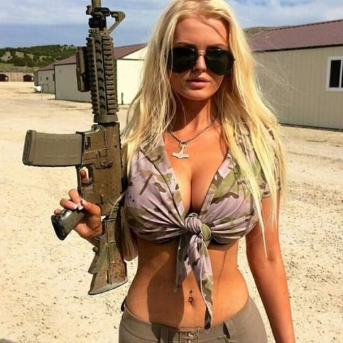 Sexy Lady Gunslingers 47