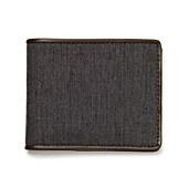 Jack Spade Herringbone Bi-Fold Wallet