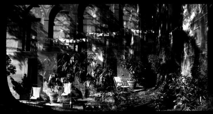 """Vincenzo Cottinelli - """"Il sogno del Giardino"""" - La stanza delle biciclette, via battaglie 16-Brescia"""