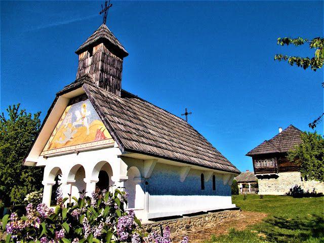 "Turismul în România: Biserica ""Sf. Gheorghe"" din Curtișoara"