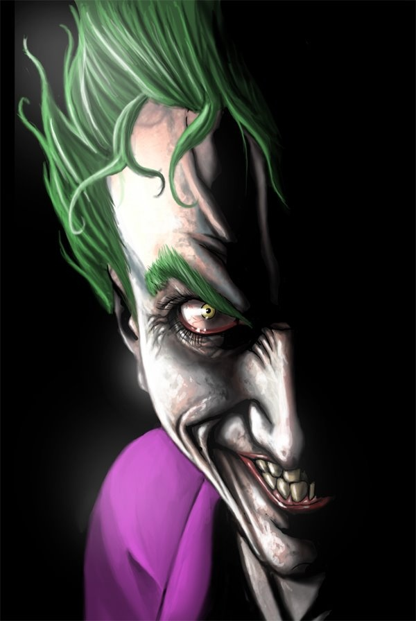 https://s-media-cache-ak0.pinimg.com/736x/a9/36/55/a93655fda441e334e954c797a6bbc994--joker-comic-joker-art.jpg Comic Joker Painting