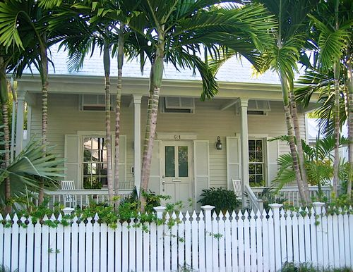 Beach House, Key West, Florida.   D Bryant