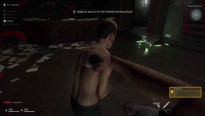 Deceit  is a Horror Action Shooter Multiplayer Game where You wake up in an asylum