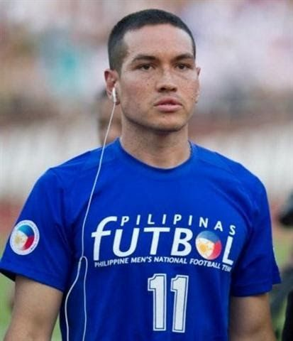 "Player Name: Aly Borromeo Birthday: June 28, 1983 Age: 28 Position: Centre back, Forward  Biography:  Alexander Charles Luis ""Aly"" Borromeo..."