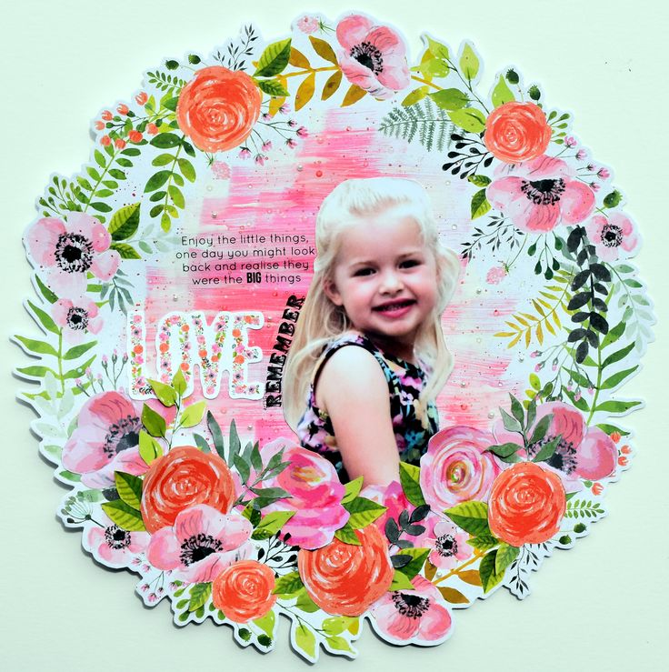 "Hi Kaisercraft Fans!! Today the design team are creating some lovely layouts using the specialty papers from our new True Love collection. PS438 Wreath | Die Cut PS439 Hearts | Gold Foil ""All of me..."