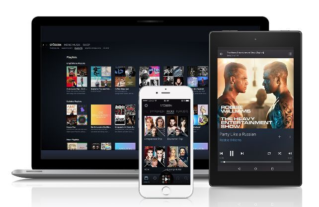 Amazon Music Unlimited startet in Deutschland mit über 40 Millionen Songs -Telefontarifrechner.de News