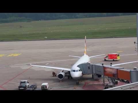 Impressionen Flughafen Köln Bonn (Mi. 08.06.2016) | Top24News Portal