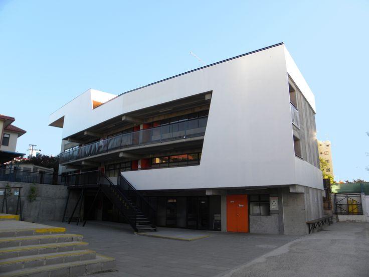 Ampliación Colegio ALBORADA DEL MAR / Carlos Torres