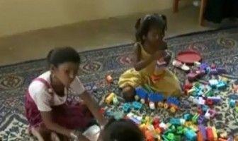 فيديو .. اصغر زوجة في العالم بعمر 7 سنوات فقط