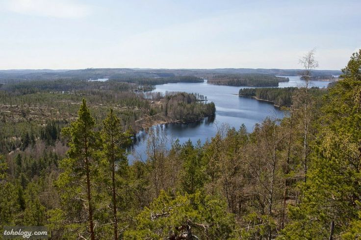 Observation decks: Neitvuori (Mikkeli, Finland)